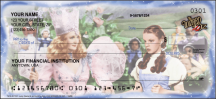 Click on The Wizard of Oz Movie - 1 Box Personal Checks For More Details