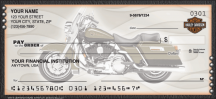 Click on Harley-Davidson Motorcycle - 1 Box Personal Checks For More Details