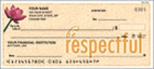 Click on Lotus - 1 box Personal Checks For More Details