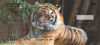 Majestic Bengal Tigers Personal Checks
