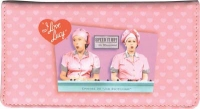 Click on I Love Lucy Leather Checkbook Cover For More Details