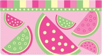 Click on Juicy Fabric Checkbook Cover For More Details