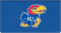Click on Kansas Fabric Checkbook Cover For More Details