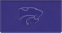 Click on Kansas State TM Fabric Checkbook Cover For More Details