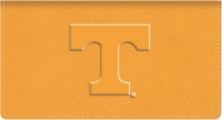 Click on Tennessee Fabric Leather Checkbook Cover For More Details