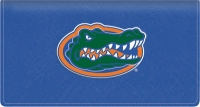 Click on Florida TM Leather Checkbook Cover For More Details