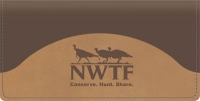 Click on National Wild Turkey Federation Leather Cover For More Details