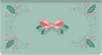 Click on Holiday Holly Fabric Checkbook Cover For More Details