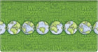 Click on Green Living Fabric Checkbook Cover For More Details