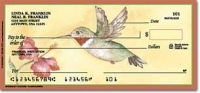 Click on Hummingbirds Animal - 1 Box Personal Checks For More Details