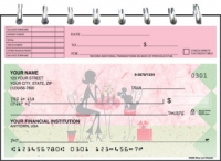 Click on Boutique Top Stub Personal Checks For More Details