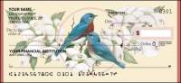 Click on Birds & Blossoms - 1 box Personal Checks For More Details