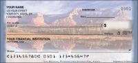 Click on Mountain Reflections - 1 box Personal Checks For More Details