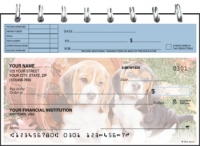 Click on Puppy Pals Top Stub Personal Checks For More Details