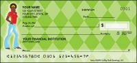 Click on Sistas - 1 box Personal Checks For More Details