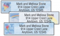 Click on Bright Skies Address Labels For More Details