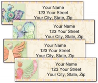 Click on Angelic Blessings Address Labels For More Details