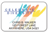 Click on NOW Celebrate Diversity Address Labels For More Details
