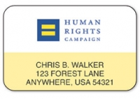 Click on Human Rights Campaign Address Labels For More Details