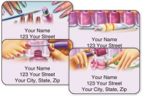 Click on All Polished Address Labels For More Details