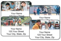 Click on Paramedic Address Labels For More Details