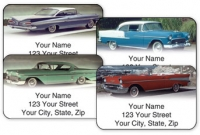 Click on '50s Chevy Address Labels For More Details