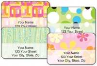 Click on Flair Address Labels For More Details