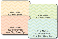 Click on Chevron Address Labels For More Details