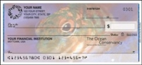 Click on Ocean Conservancy - 1 box Personal Checks For More Details