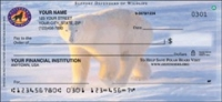 Click on Defenders Polar Bears - 1 box Personal Checks For More Details
