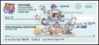 Click on LSU #1 Fan - 1 box Personal Checks For More Details