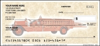 Click on Antique Fire Trucks - 1 box Personal Checks For More Details