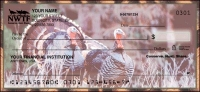 Click on National Wild Turkey Federation - 1 box Personal Checks For More Details