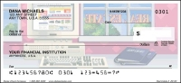 Click on Real Estate 2 - 1 box Personal Checks For More Details