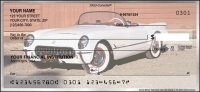 Click on Corvette History - 1 box Personal Checks For More Details