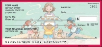 Click on Gary Patterson Super Mom - 1 box Personal Checks For More Details