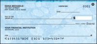 Click on Blue Marble - 1 box Personal Checks For More Details