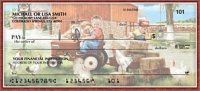 Click on Barnyard Buddies Animal - 1 Box Personal Checks For More Details