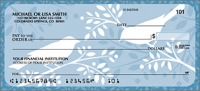 Click on Botanical Silhouettes Garden - 1 Box Personal Checks For More Details
