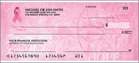 Click on Hope for the Cure Side Tear - 1 Box Personal Checks For More Details