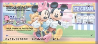 Click on Mickey's Adventures Disney - 1 Box Personal Checks For More Details
