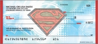 Click on Superman Comic - 1 Box Personal Checks For More Details